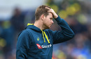 Steve Smith missed out after suffering a concussion at Lord's, England v Australia, 3rd Test, The Ashes, Headingley, August 22, 2019