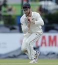 Kane Williamson takes a simple catch, Sri Lanka v New Zealand, 2nd Test, Colombo (PSS), 1st day, August 22, 2019