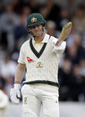 David Warner brought up his fifty, England v Australia, 3rd Ashes Test, Headingley, 1st day, August 22, 2019