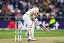 Matthew Wade played on via his thigh pad, England v Australia, 3rd Ashes Test, Headingley, 1st day, August 22, 2019