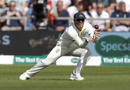 David Warner takes a catch to dismiss Joe Root off the bowling of Josh Hazlewood, England v Australia, 3rd Ashes Test, Headingley, August 23, 2019
