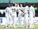 Lasith Embuldeniya sent back Ross Taylor, Sri Lanka v New Zealand, 2nd Test, Colombo, 3rd day, August 24, 2019