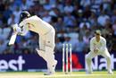 Jason Roy was bowled by a jaffa from Pat Cummins, England v Australia, 3rd Ashes Test, Headingley, August 24, 2019