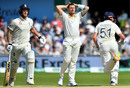 James Pattinson was left frustrated by a fifty stand between Ben Stokes and Jonny Bairstow, England v Australia, 3rd Ashes Test, Headingley, August 25, 2019