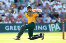 Alex Hales gets low to slog-sweep, Nottinghamshire v Yorkshire, Vitality Blast, Trent Bridge, August 25, 2019