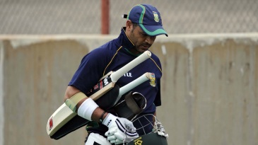 Ashwell Prince was in India overseeing a South African spin camp