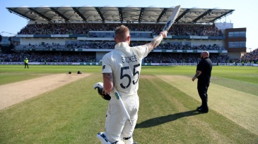 Ben Stokes played one of the all-time great Test innings at Headingley