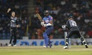 Avishka Fernando charges past one before being stumped, Sri Lanka v New Zealand, 1st T20I, Pallekele, September 1, 2019