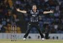 Scott Kuggeleijn appeals successfully, Sri Lanka v New Zealand, 2nd T20I, Pallekele, September 3, 2019