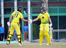 Meg Lanning and Alyssa Healy added 225, West Indies v Australia, 1st ODI, Antigua, September 6, 2019