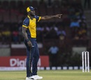 Daren Sammy sets the field, Guyana Amazon Warriors v St Lucia Zouks, CPL 2019, Providence, September 5, 2019