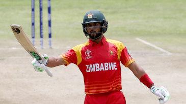 Sikandar Raza has been a key contributor for Zimbabwe of late