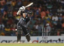 Colin Munro cleaned up by a full swinging delivery, Sri Lanka v New Zealand, 3rd T20I, Pallekele, September 6, 2019