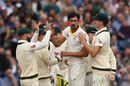 Mitchell Starc was back in the grove on the fourth day, England v Australia, 4th Test, Day 4, Manchester, September 7, 2019