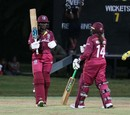 Stafanie Taylor brings up her half-century, West Indies v Australia, 1st women's ODI, Coolidge, September 5, 2019