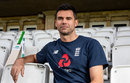 James Anderson at The Oval, England v Australia, 5th Test, The Oval, September 10, 2019