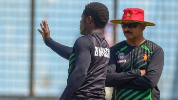 Lalchand Rajput joined the Zimbabwe team after their failure to qualify for the 2019 World Cup