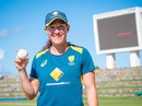 Megan Schutt became the first Australia women to take an ODI hat-trick, West Indies Women v Australia Women, 3rd ODI, North Sound, September 11, 2019