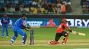 Anshuman Rath sweeps, Hong Kong v India, Asia Cup 2018, Dubai (DSC), September 18, 2018