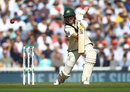 Marnus Labuschagne drives through the covers, England v Australia, 5th Test, The Oval, September 13, 2019