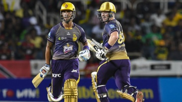 Lendl Simmons and Colin Munro led the way for TKR
