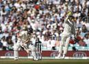Tim Paine celebrates catching Rory Burns, England v Australia, 5th Test, The Oval, September 14, 2019