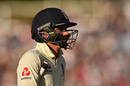 Sam Curran drags himself off after being dismissed, England v Australia, 5th Test, The Oval, September 14, 2019