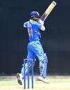 Karan Lal cuts off the back foot, Bangladesh U-19s v India U-19s, Under-19 Asia Cup final, Colombo, September 14, 2019
