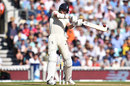 Stuart Broad pulls for six, England v Australia, 5th Test, The Oval, September 15, 2019