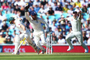 Marnus Labuschagne was stumped off the bowling of Jack Leach, England v Australia, 5th Test, The Oval, September 15, 2019