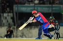 Mohammad Nabi was in rip-roaring form, Bangladesh v Afghanistan, T20I tri-series, Dhaka, September 15, 2019