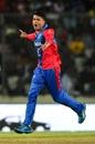 Mujeeb-ur-Rahman had a lot of success, Bangladesh v Afghanistan, T20I tri-series, Dhaka, September 15, 2019