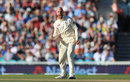 Jack Leach claimed the key scalp of Tim Paine, England v Australia, 5th Test, The Oval, September 15, 2019