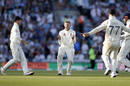 Joe Root celebrates a wicket, England v Australia, 5th Test, The Oval, September 15, 2019