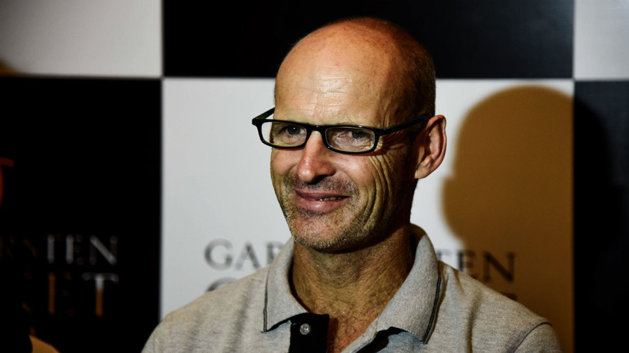 Gary Kirsten has preferred short-term T20 coaching roles in recent years so he doesn't have to spend too much time away from his family in South Africa
