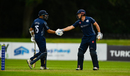 Kyle Coetzer and George Munsey added 201 runs, a Scotland T20I record for any wicket, Netherlands v Scotland, Ireland Tri-Nation T20I Series, Dublin, September 16, 2019