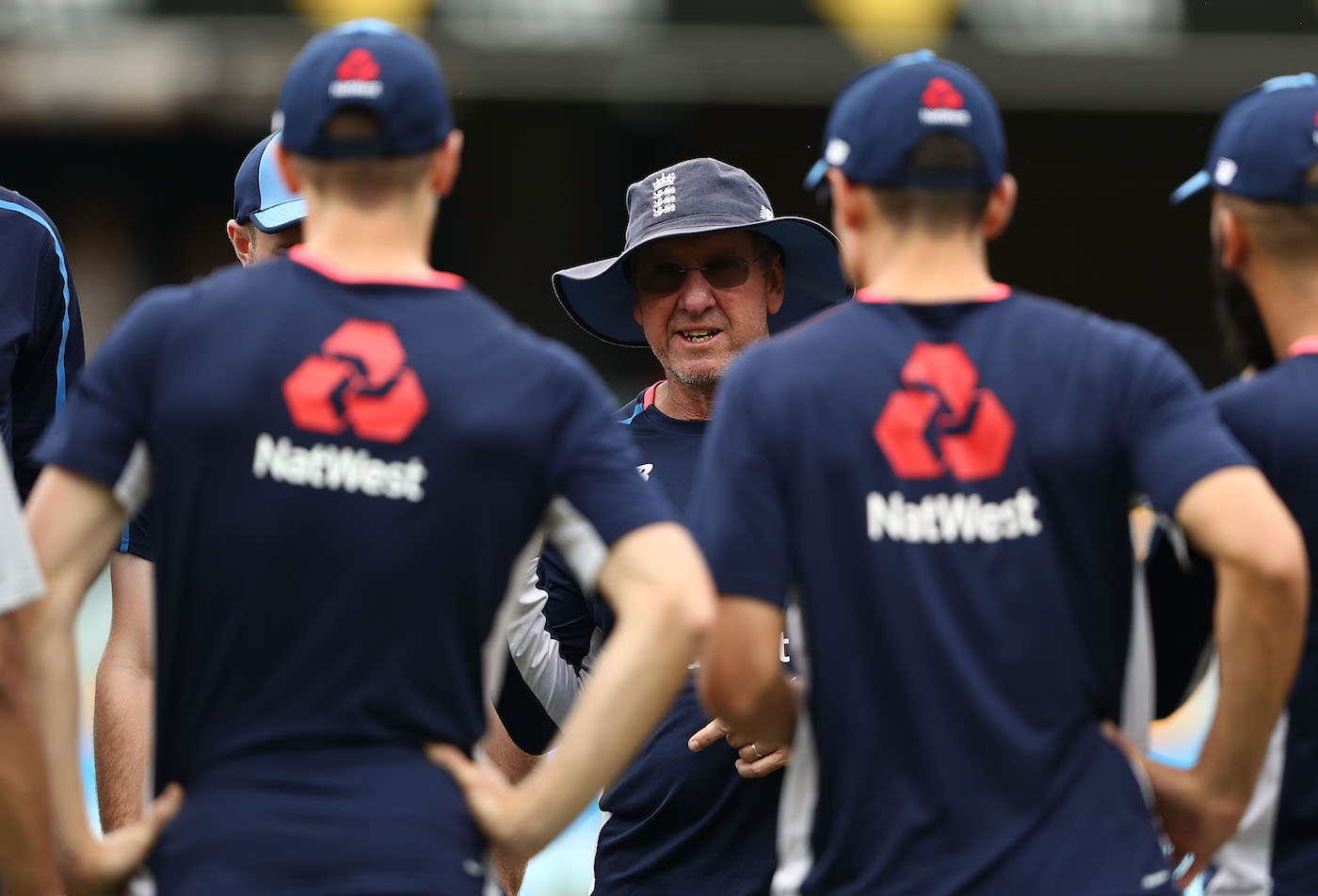 Bayliss has largely been content to not be an agent of change.