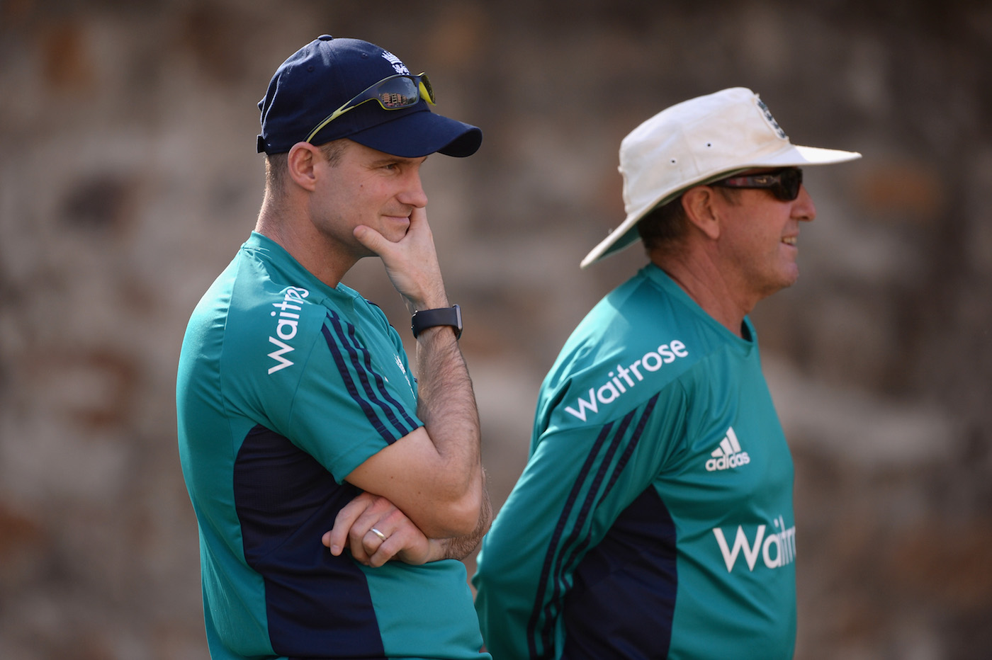 Andrew Strauss brought Bayliss in as coach following the 2015 World Cup and the tensions of the Peter Moores era