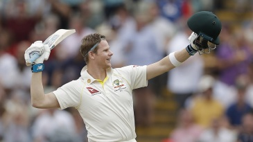 Steven Smith, the Don of the 2019 Ashes