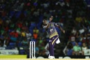 Anderson Phillip took three top-order wickets for TKR, St Kitts and Nevis Patriots v Trinbago Knight Riders, CPL 2019, Basseterre, September 17, 2019