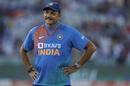 India coach Ravi Shastri is all smiles, India v South Africa, 2nd T20I, Mohali, September 18, 2019