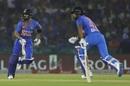 Virat Kohli and Shikhar Dhawan led the way for India, India v South Africa, 2nd T20I, Mohali, September 18, 2019