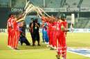 Hamilton Masakadza walks out to bat in his swansong, Afghanistan v Zimbabwe, T20 Tri-series, Chattogram, September 20, 2019
