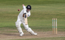 Ben Charlesworth punches into the covers, Gloucestershire v Northamptonshire, County Championship, Division Two, Bristol, September 23, 2019