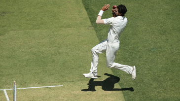 The new, improved Ishant Sharma has been a key factor in the rise of the Indian Test team over the last couple of years