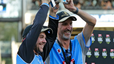 Travis Head and Jason Gillespie won the 2017-18 BBL as captain and coach of the Adelaide Strikers