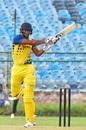 Shahrukh Khan swats one on the leg side, Rajasthan v Tamil Nadu, Vijay Hazare Trophy 2019-20, Jaipur, September 24, 2019