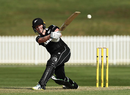 Lauren Down during her century on the tour of Australia, Governor-General's XI v New Zealand XI, Sydney, February 28, 2019