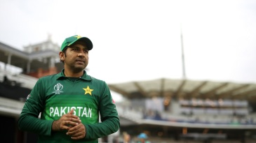 After a modest World Cup personally, can Sarfaraz Ahmed lift himself into good form again?
