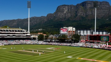 Newlands has hosted the New Year's Test 21 times since South Africa's readmission